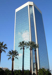 The 3300 Tower at Central Avenue and Osborn Road in midtown Phoenix